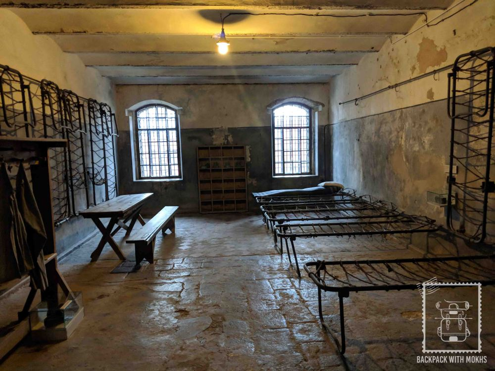 Barracks of Kaunas Fortas IX