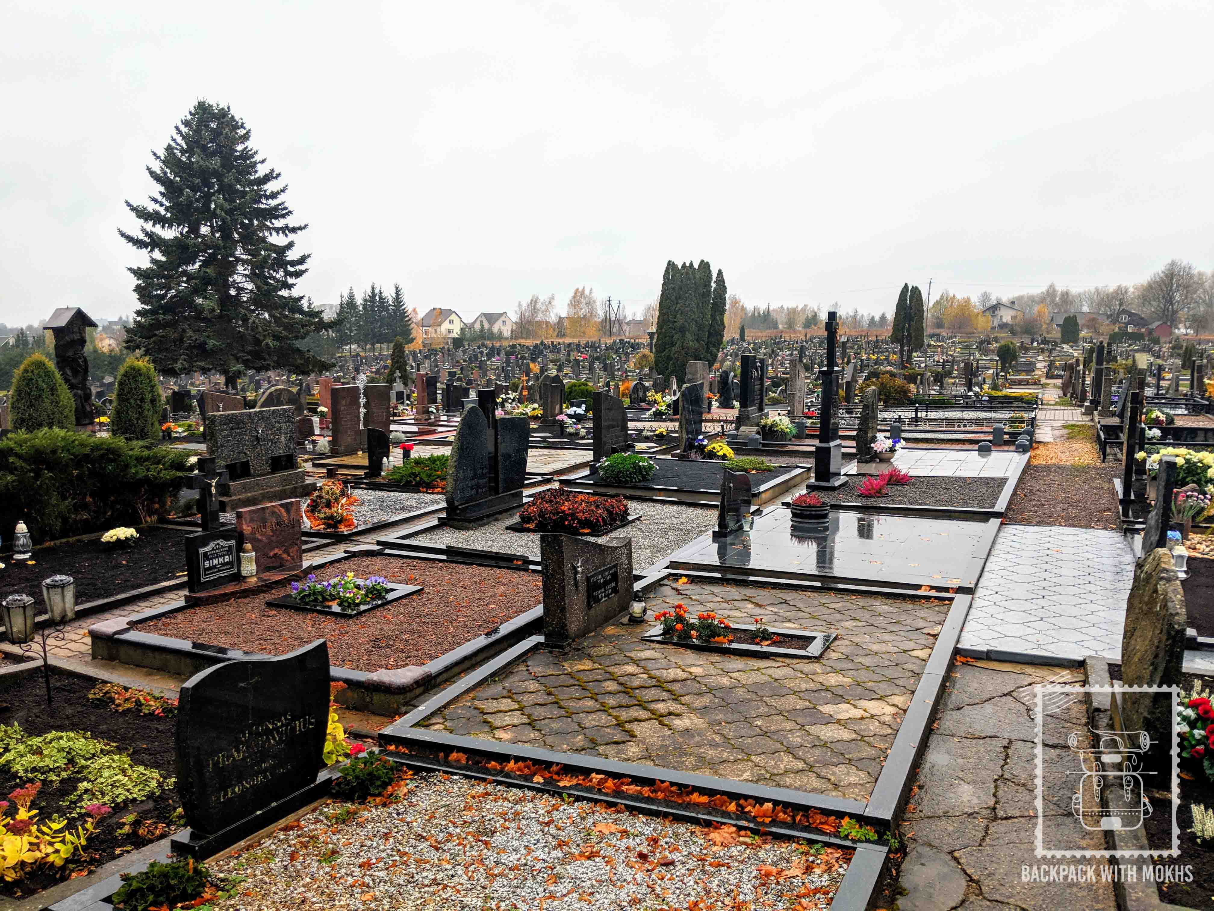 Cemeteries in Lithuania