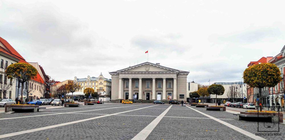 City center - Vilnius