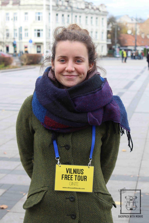 Free Vilnius tours by vilniuswithlocals.com