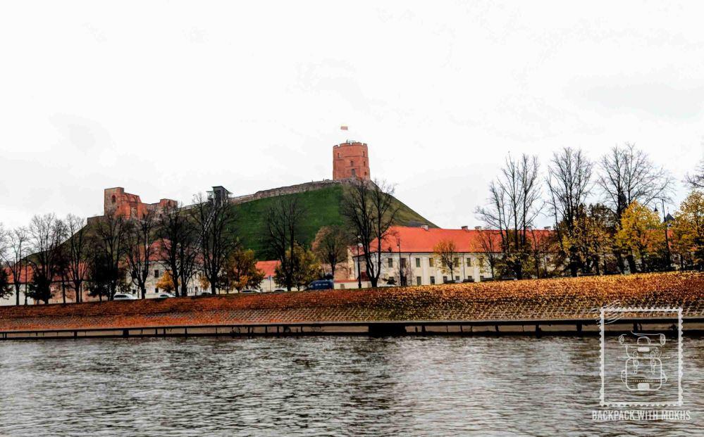 Gediminas tower, VIlnius(1)