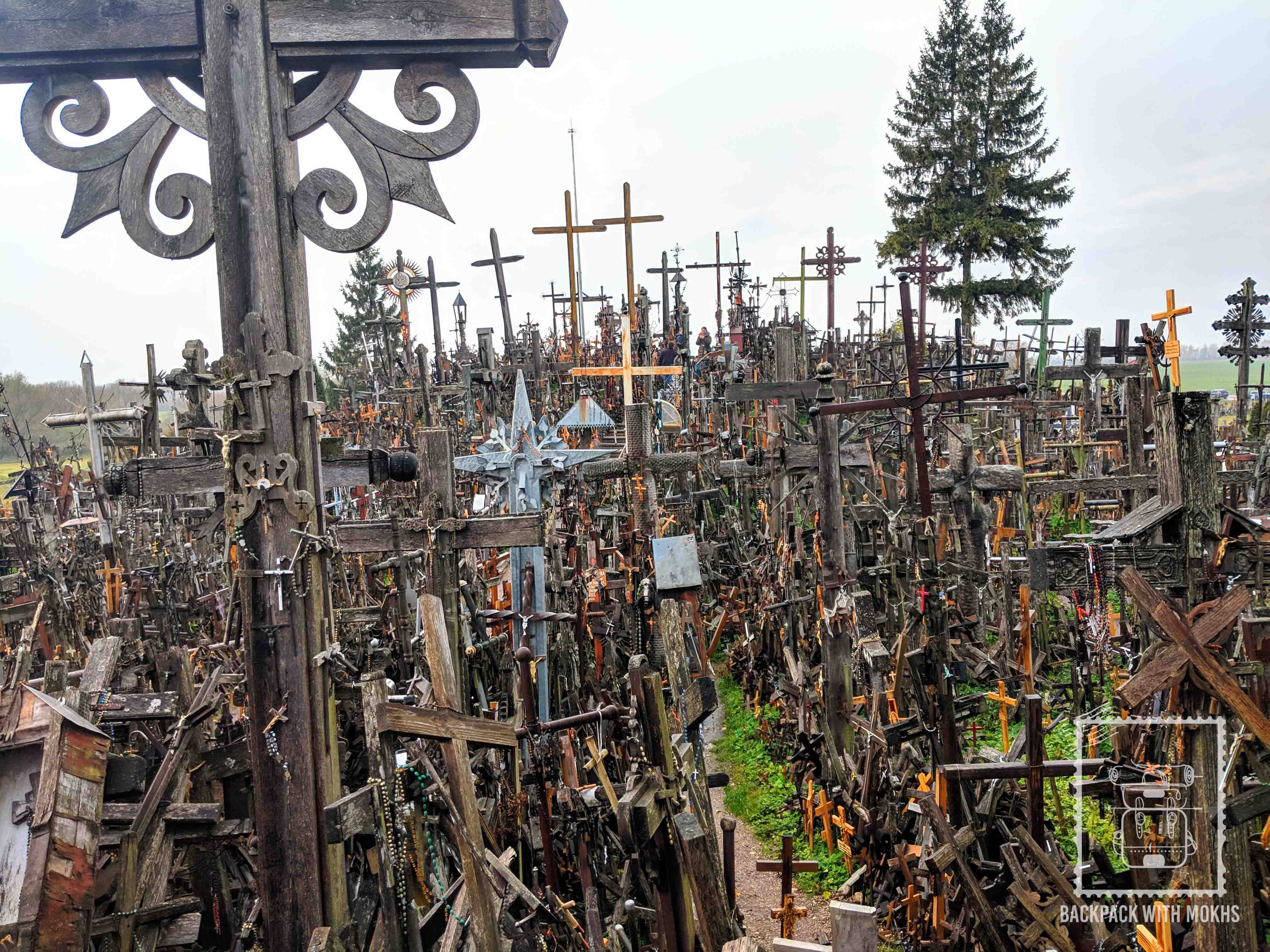 Hill of crosses (2)