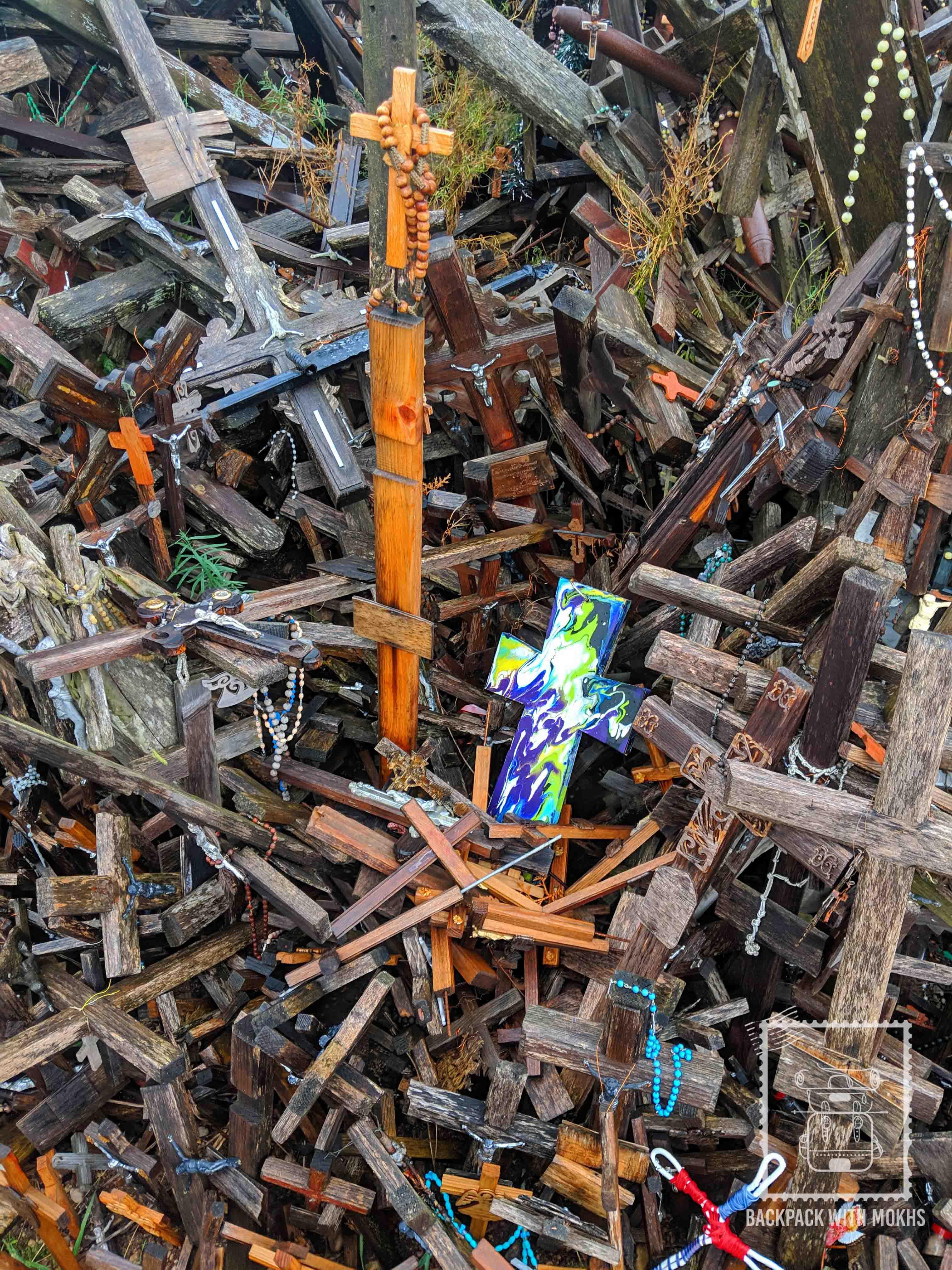 Hill of Crosses, Siauliai, Lithuania(1)