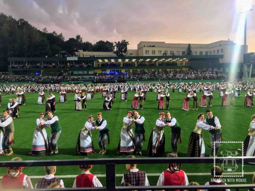 Lithuanian dance