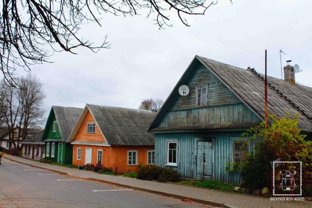 Lithuanian villages