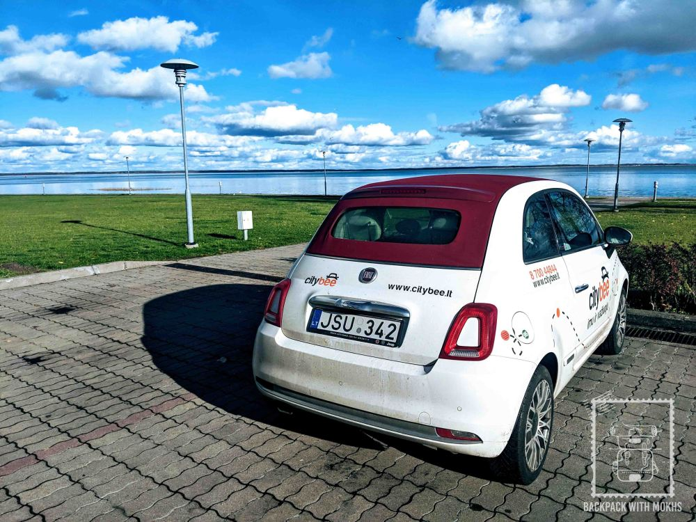 Rental cars in Lithuania