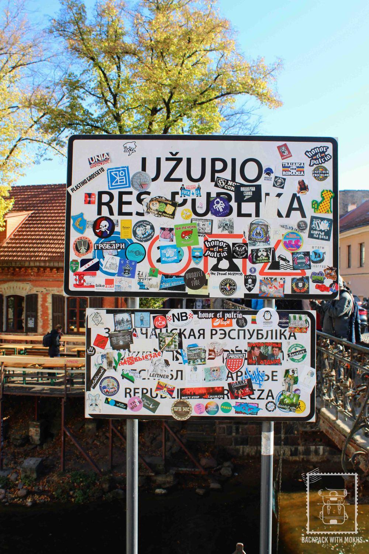 Republic of Uzupis